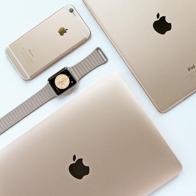 Apple Watch + Tech Toys