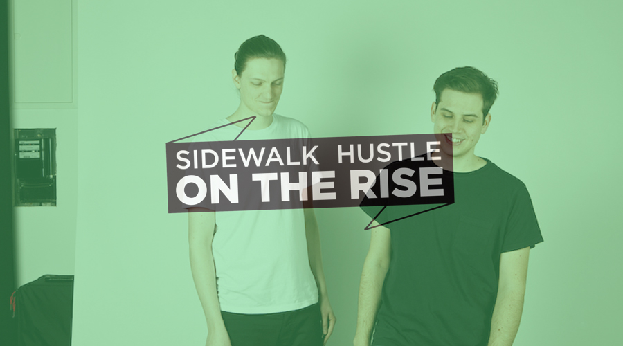 Sidewalk Hustle On The Rise Mieux