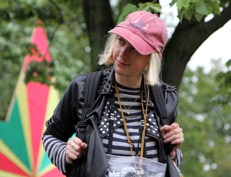 Street Style Photos From Bestival Toronto 2015-12
