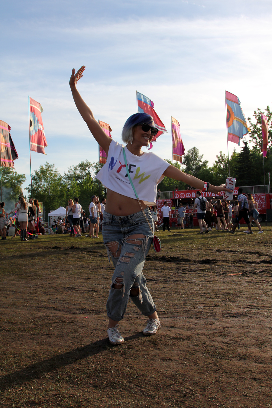 Street Style Photos From Bestival Toronto 2015-16