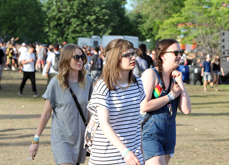 Street Style Photos From Bestival Toronto 2015-19