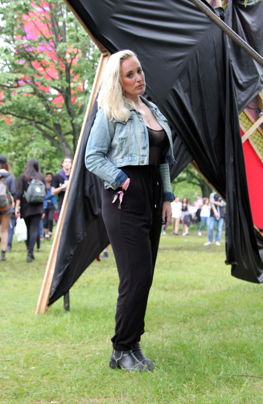 Street Style Photos From Bestival Toronto 2015-3