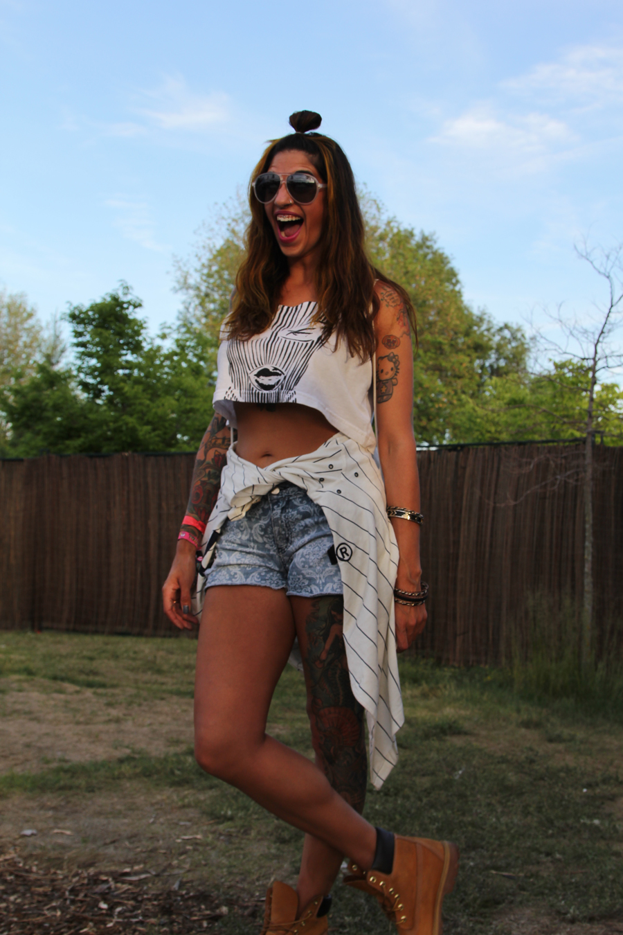 Street Style Photos From Bestival Toronto 2015-30