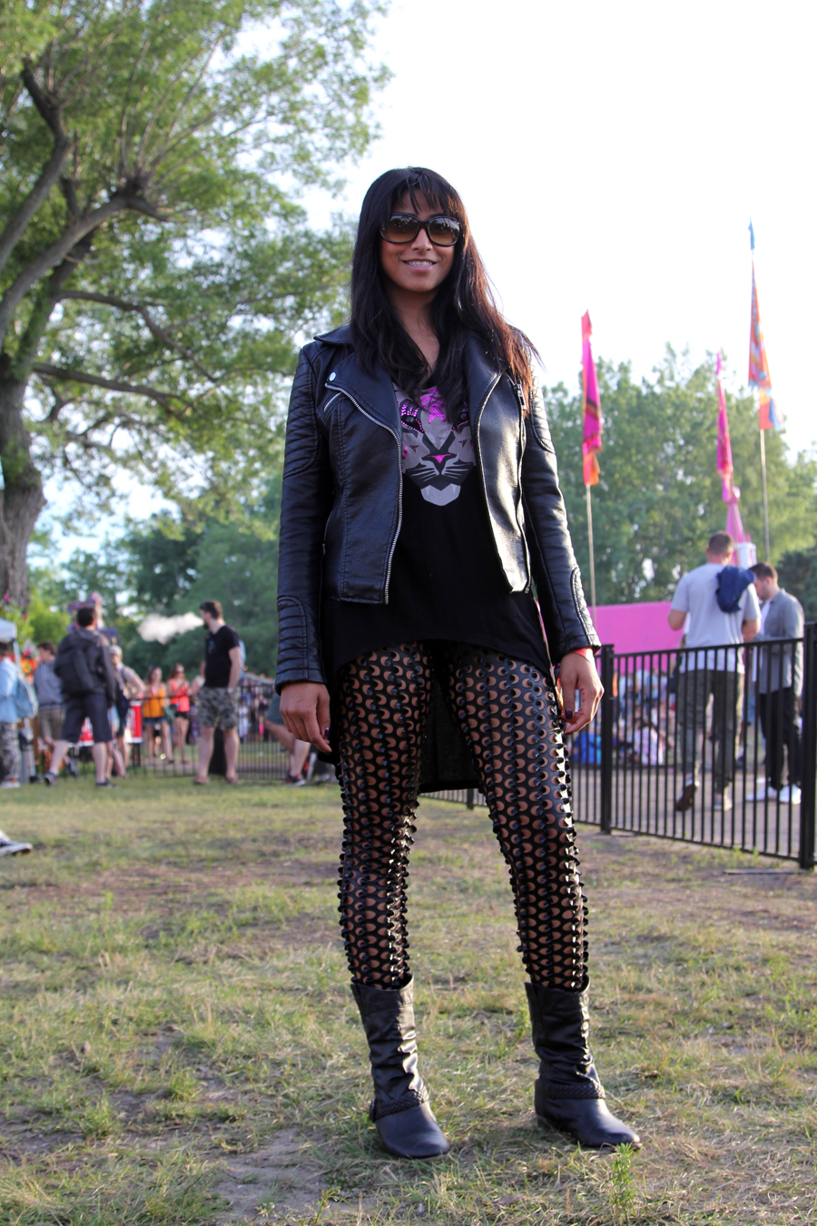 Street Style Photos From Bestival Toronto 2015-34