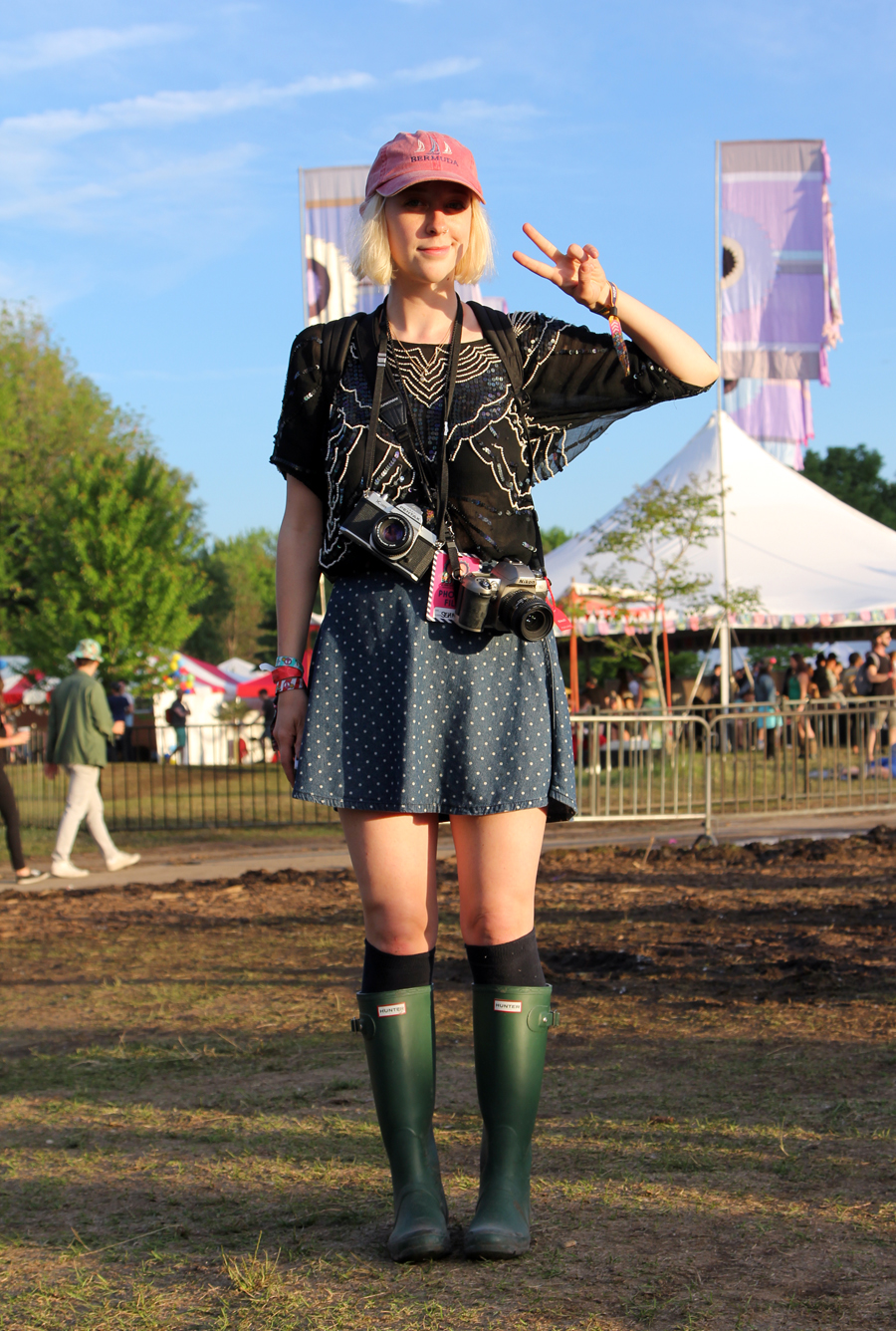 Street Style Photos From Bestival Toronto 2015-37