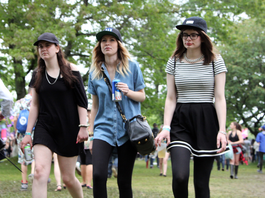Street Style Photos From Bestival Toronto 2015-5