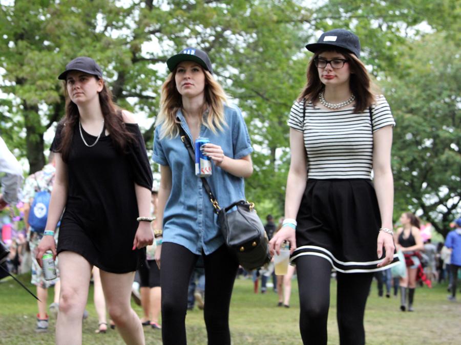 Street Style Photos From Bestival Toronto 2015-5