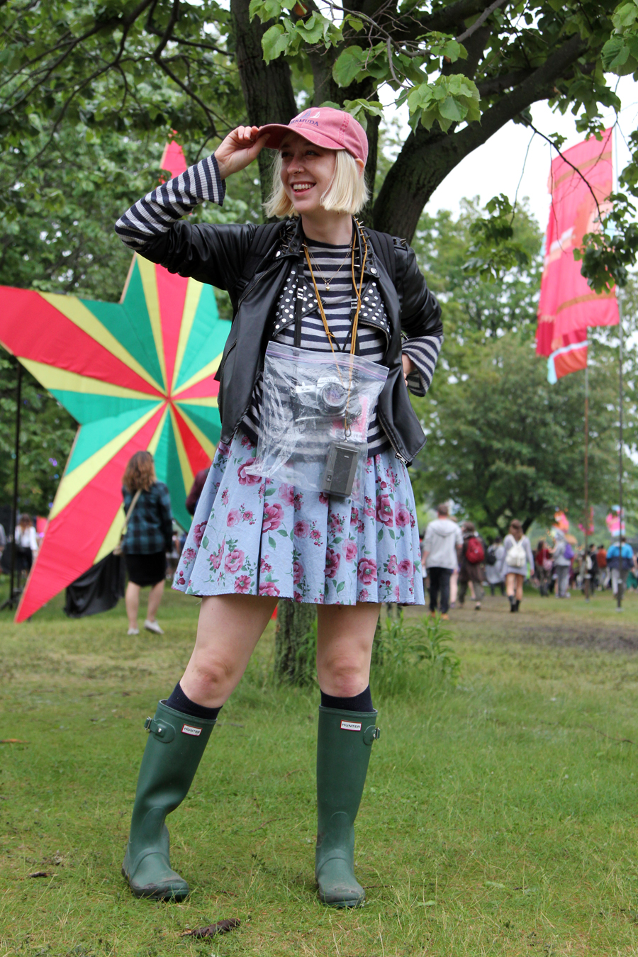 Street Style Photos From Bestival Toronto 2015-9