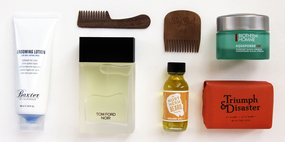 Men's Grooming EssentailsACCESSORIES=