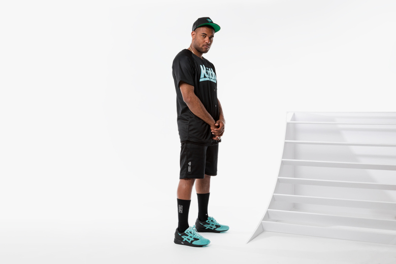 KITH x Diamond Supply Co. 2015 Summer Lookbook-7