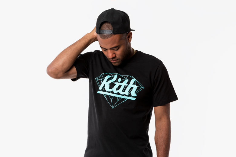 KITH x Diamond Supply Co. 2015 Summer Lookbook-8