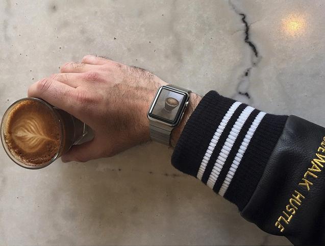 Apple Watch Cortado