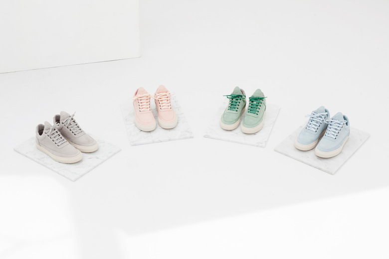 Filling Pieces Low Top 2015 Rainbow Pack