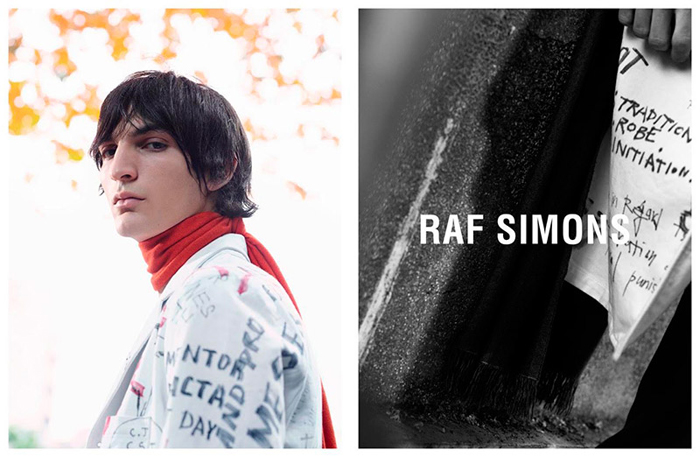 Raf Simons Fall Winter 2015 Campaign-2