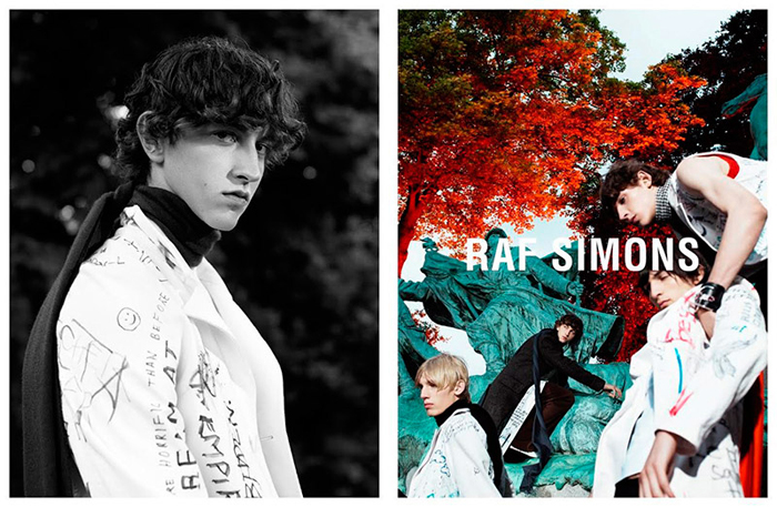 Raf Simons Fall Winter 2015 Campaign-4