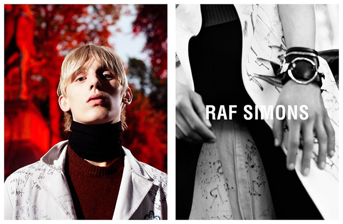 Raf Simons Fall Winter 2015 Campaign-5