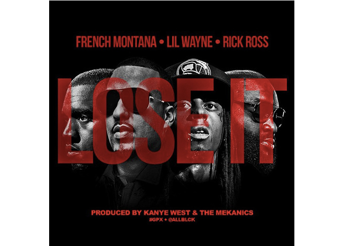 French Montana Lose It Lil Wayne Rick Ross Kanye West