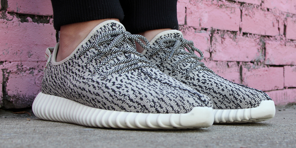 A Closer Look At The adidas Originals Yeezy Boost 350