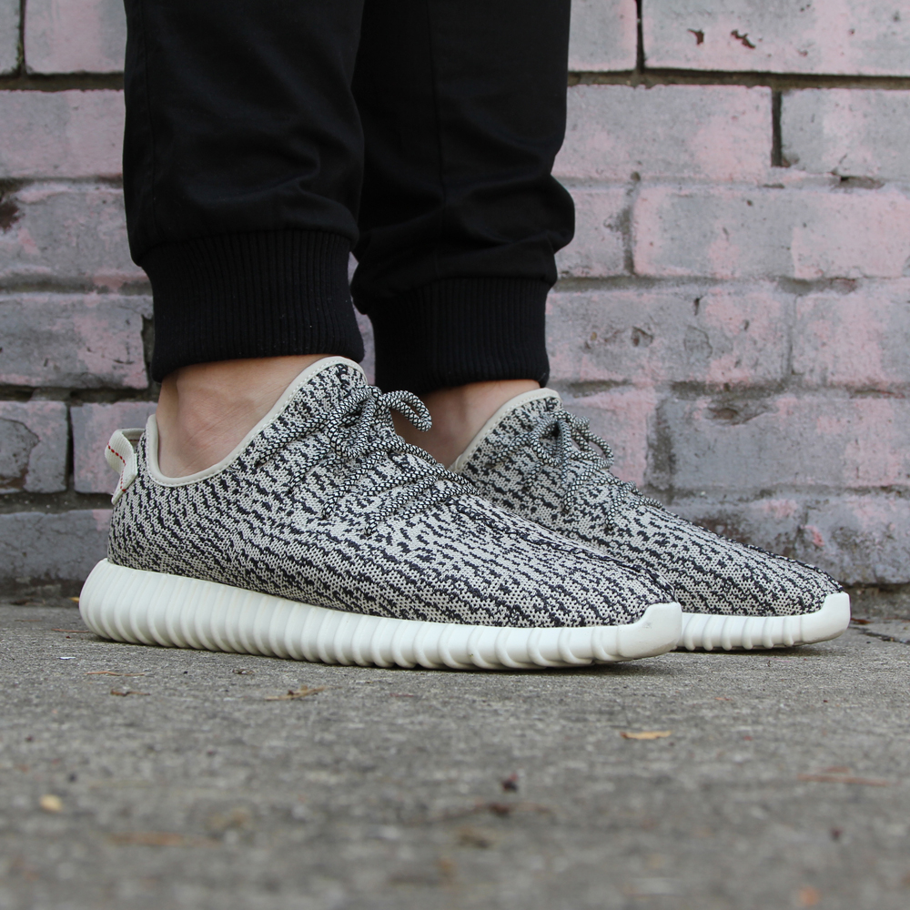 A Closer Look At the adidas Originals Yeezy Boost 350-3