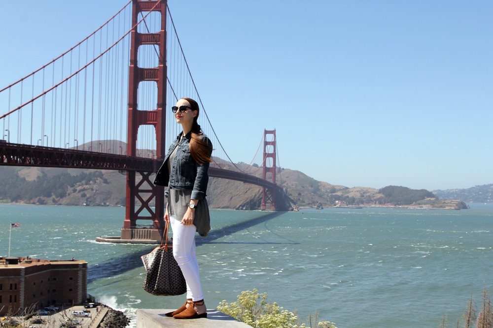 Wind Blown San Francisco