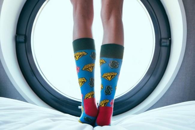 Billionaire Boys Club x Happy Socks Summer 2015 Lookbook-1