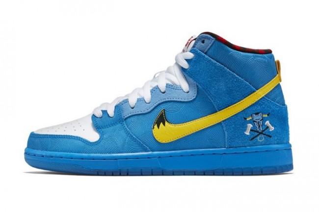 High Premium Familia Dunks By Nike SB