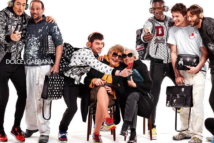 Dolce & Gabbana Fall Winter Campaign 2015-2