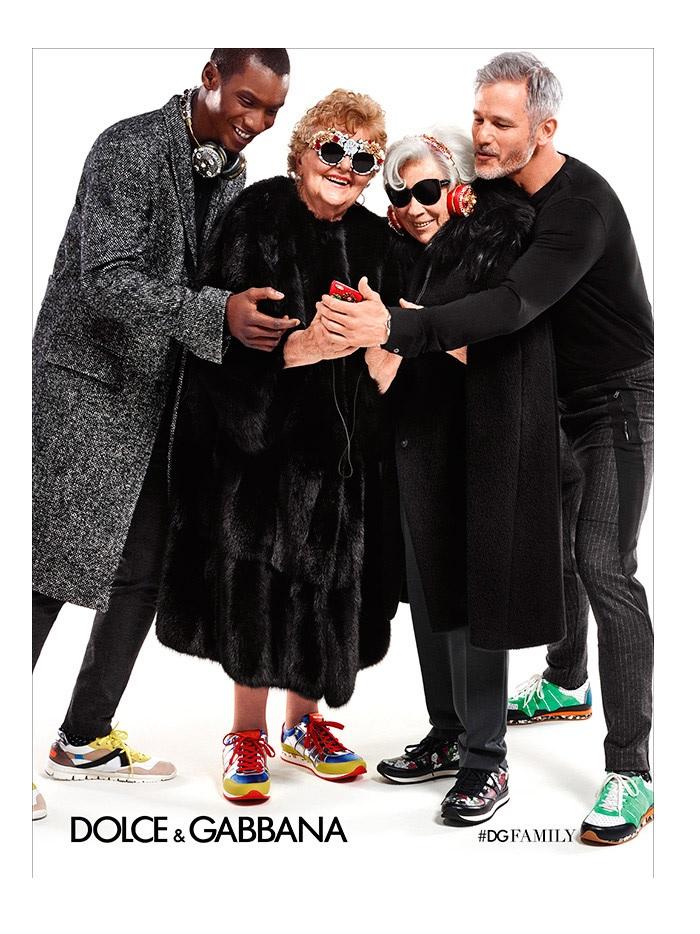 Dolce & Gabbana Fall Winter Campaign 2015-3