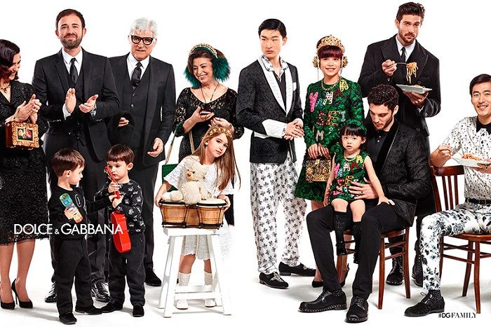 Dolce & Gabbana Fall Winter Campaign 2015-4