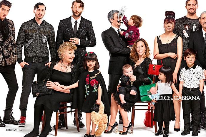 Dolce & Gabbana Fall Winter Campaign 2015-5