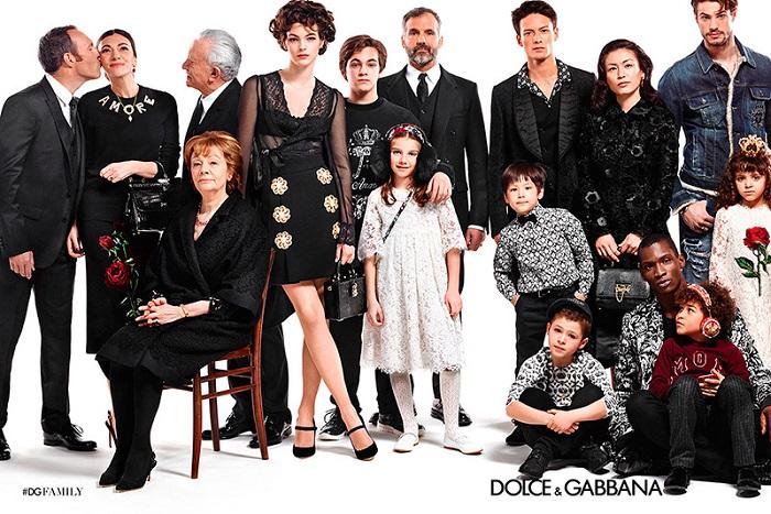 Dolce & Gabbana Fall Winter Campaign 2015-6