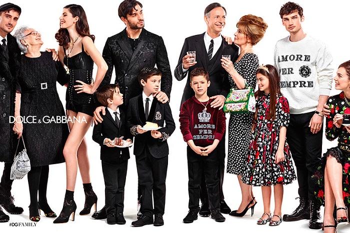 Dolce & Gabbana Fall Winter Campaign 2015-7