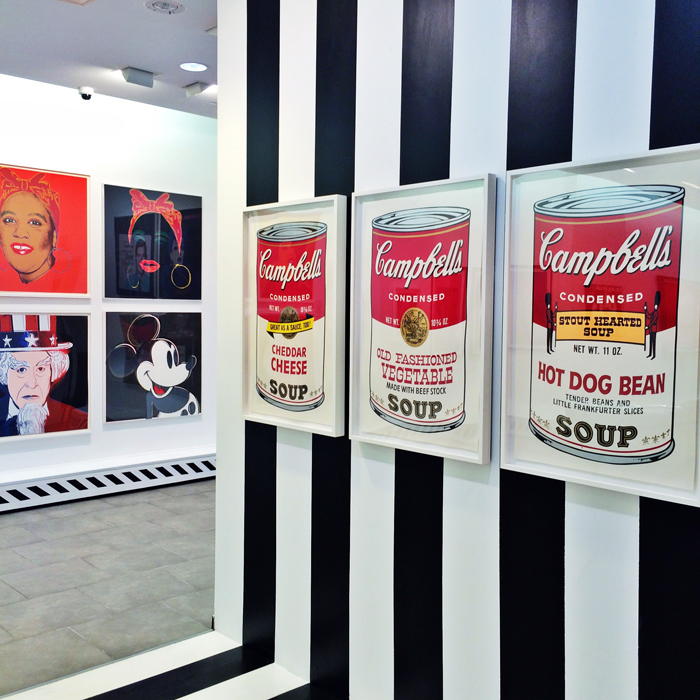 Andy Warhol Revisited, Toronto