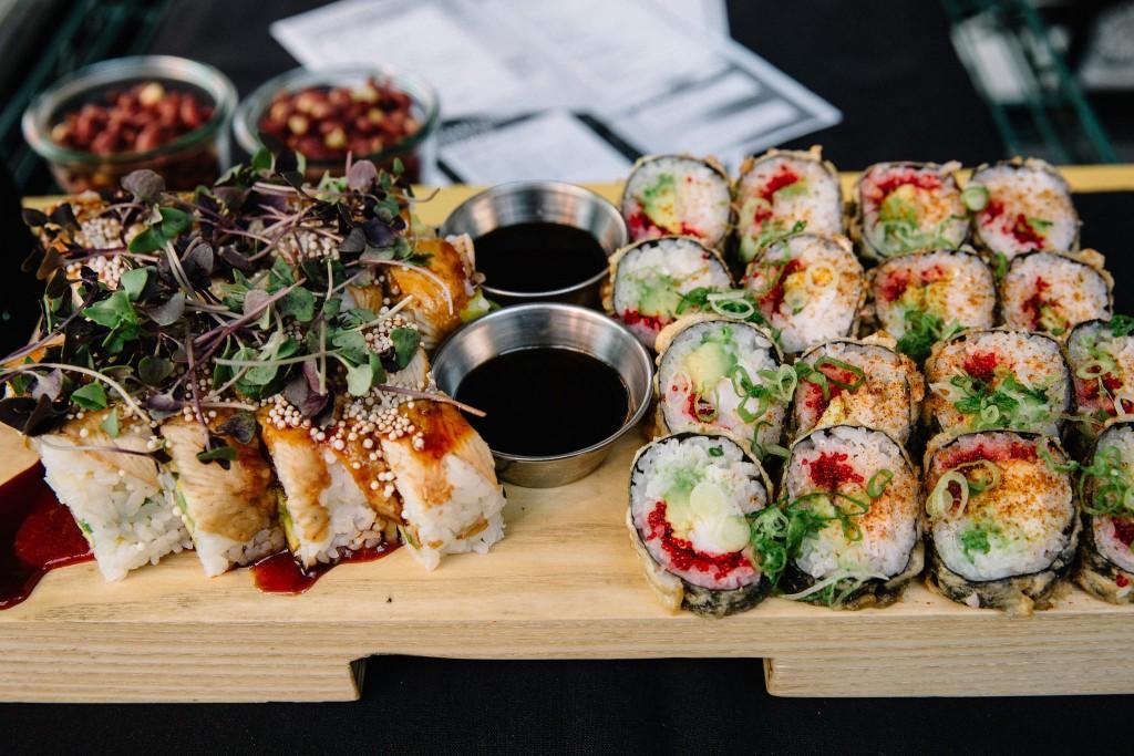 Unagi Sushi Drake Hotel