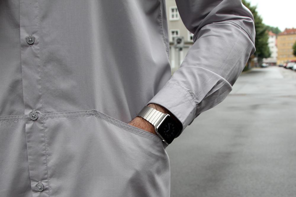 Berlin Street Style Tristan - Apple Watch Pocket