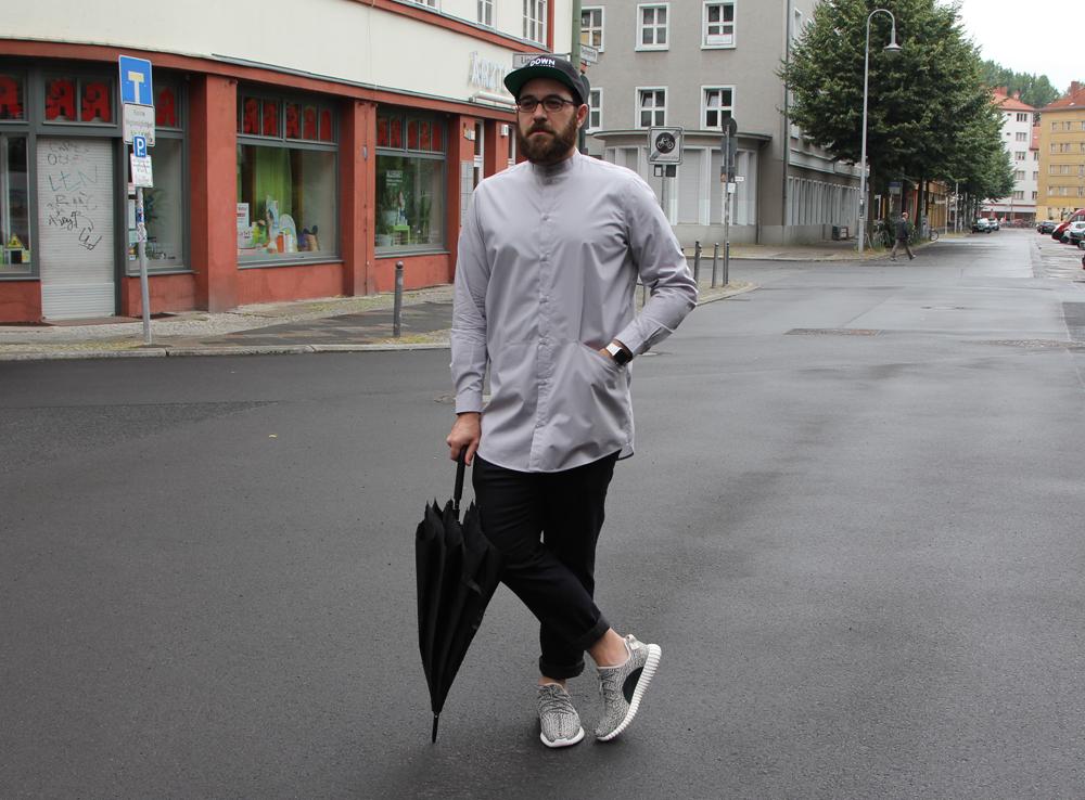 Berlin Street Style Tristan - Full body