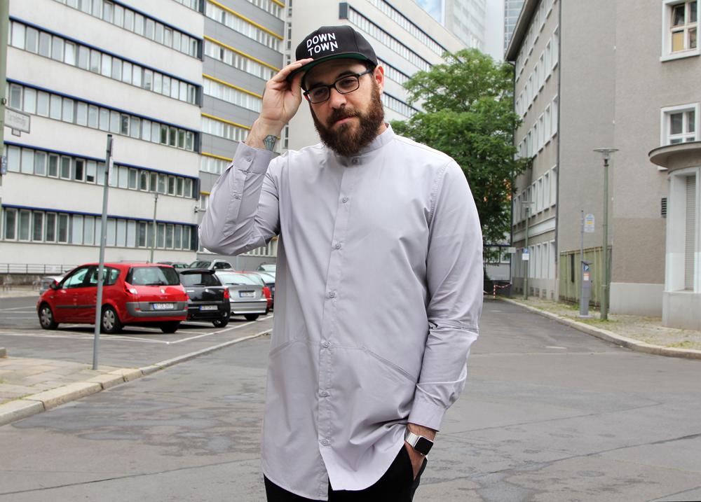 Berlin Street Style Tristan - Hat Tip