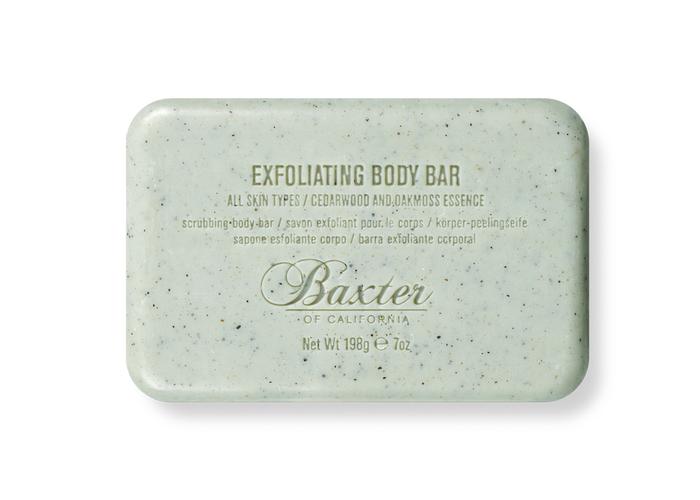 Baxter of California Exfoliating Bar Soap