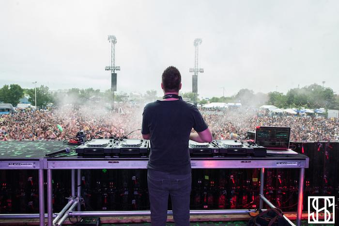 Sander Van Doorn Digital Dreams 2015
