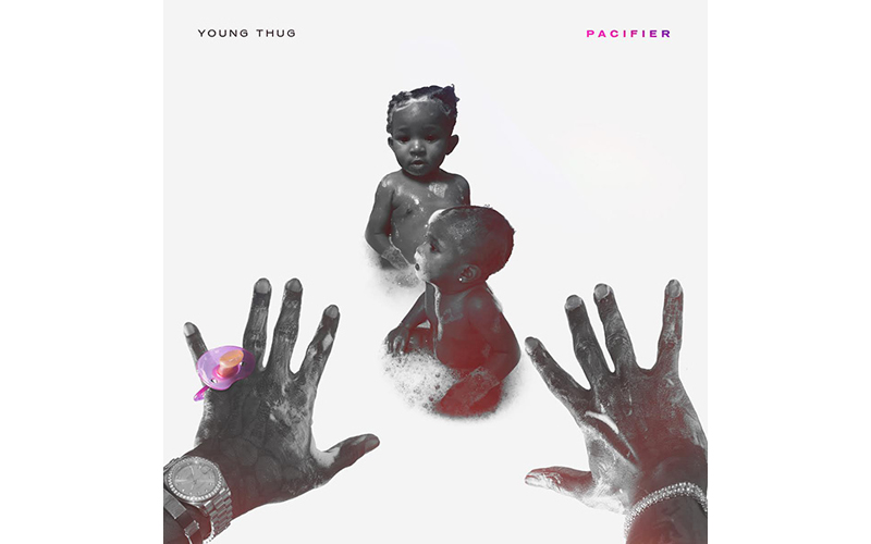 Young Thug Shares Pacifier