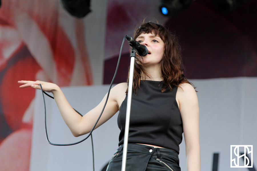 CHVRCHES at Pitchfork Music Festival 2015-6
