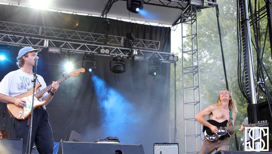 Mac DeMarco at Pitchfork Music Festival 2015-2