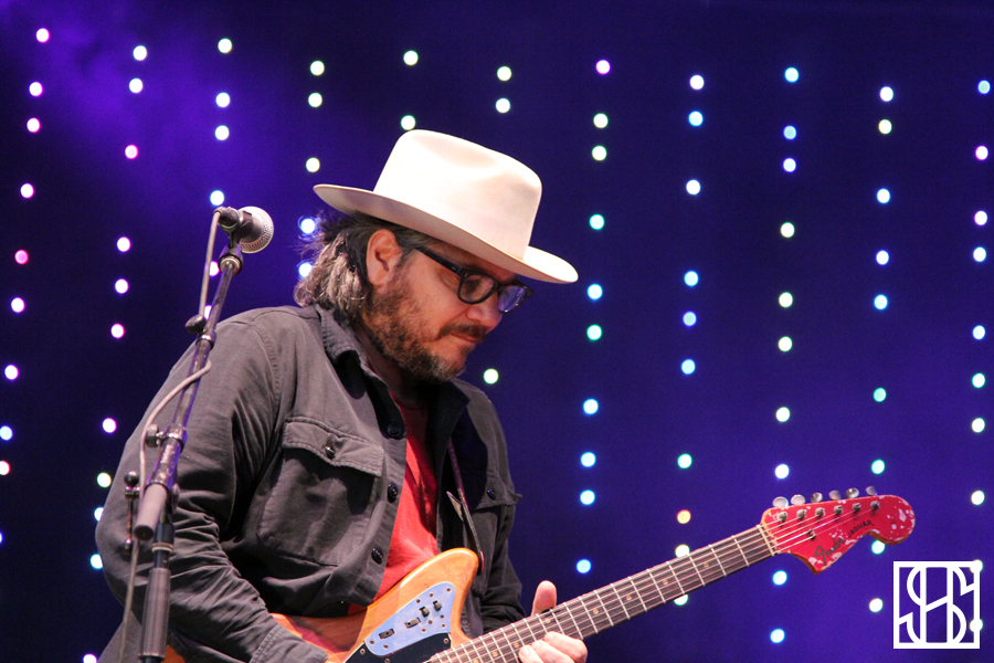 Wilco at Pitchfork Music Festival 2015-2
