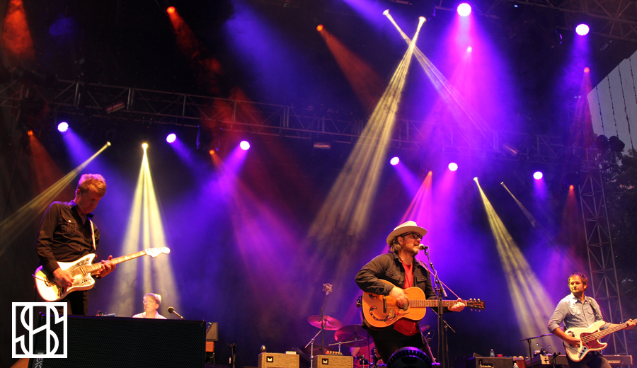 Wilco at Pitchfork Music Festival 2015-3