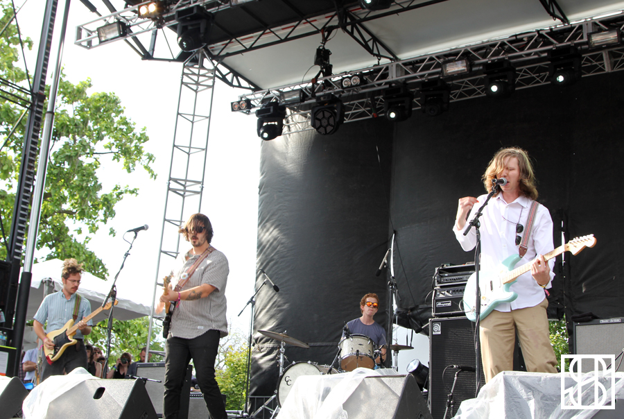 Parquet Courts at Pitchfork Music Festival 2015-4