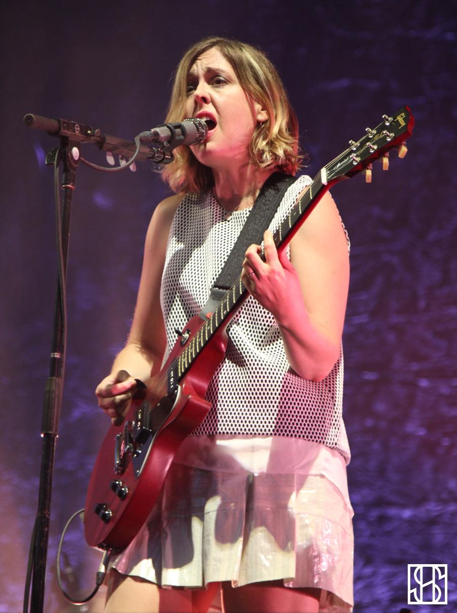Sleater Kinney Pitchfork Music Festival 2015-4