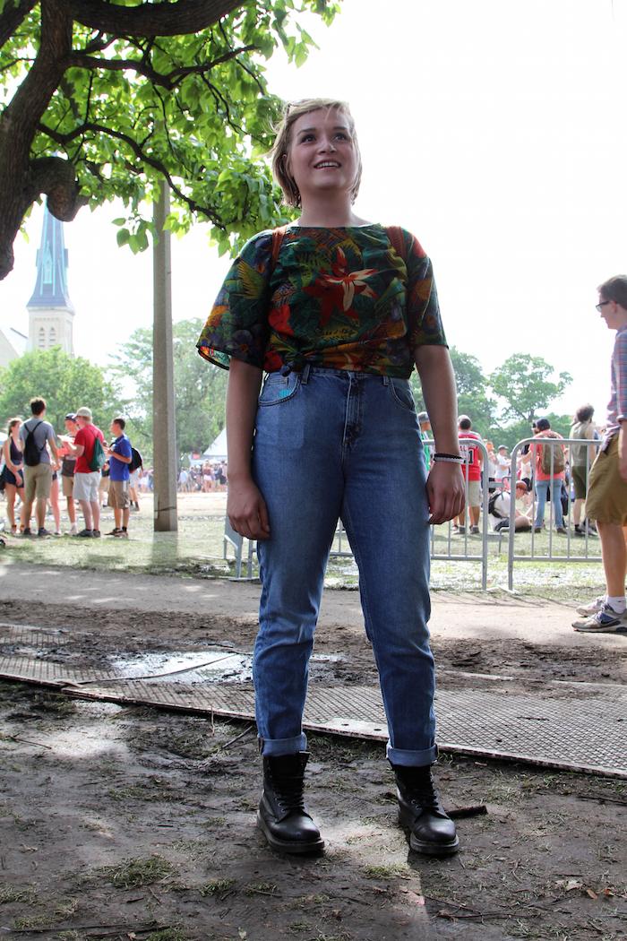Pitchfork Music Festival Street Style 2015-17