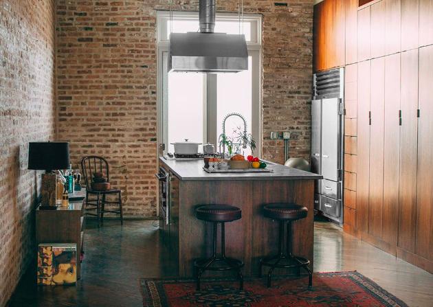 Airbnb Artist Loft Chicago-3