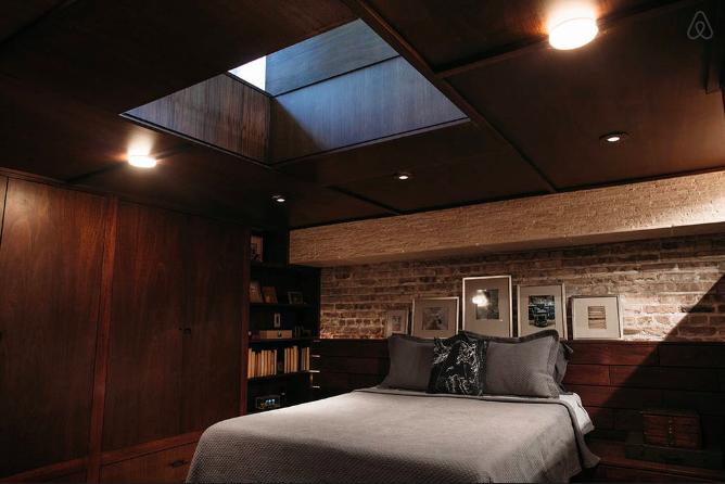Airbnb Artist Loft Chicago-6
