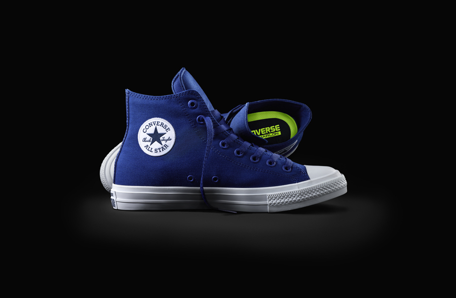 Converse Chuck Taylor All Star II Blue